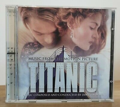 £0.99 • Buy Titanic [Music From The Motion Picture] (CD, 1997) --------- Fast Delivery - VGC