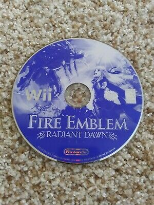 £72.38 • Buy Fire Emblem: Radiant Dawn (Nintendo Wii, 2007) Disc Only. Tested And Working!