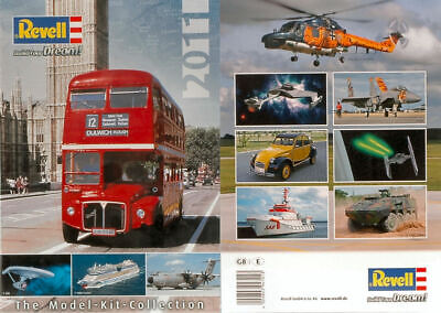 £7.88 • Buy Miniature Voiture Magazine Book Booklet Revell Catalogue Revell PAG.82 Feuillets
