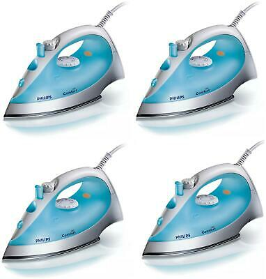 AU141.99 • Buy Philips GC1015 1200 W Steam Iron ( Blue ,Pack Of 4 )-5uK