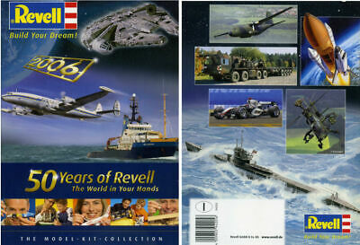 £7.88 • Buy Miniature Voiture Magazine Book Booklet Revell Catalogue Revell PAG.15 Die Cast