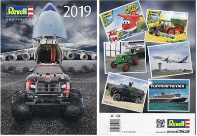 £7.22 • Buy Miniature Catalogues Magazine Book Booklet Revell Catalogue Revell 2019 PAG.163