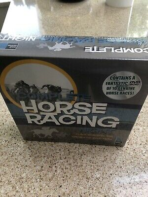 £5 • Buy Horse Racing Night - Brand New With DVD