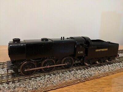 £65 • Buy K's Kits Southern Railway 0-6-0 Q1 Loco And Tender, OO Gauge, Assembled, Used