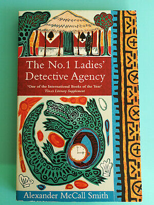 AU4.95 • Buy The No.1 Detective Agency By Alexander McCall Smith PB Book