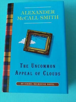 AU7.95 • Buy The Uncommon Appeal Of Clouds By Alexander McCall Smith Hardcover VGC Book