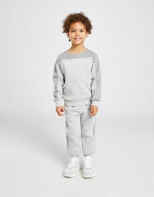 £16.99 • Buy New McKenzie Children Riley Crew Tracksuit From JD Outlet