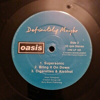 £0.99 • Buy Oasis Definitely Maybe.  One Record Read Description!!!