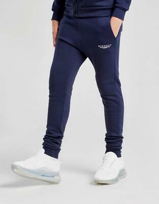 £11.99 • Buy New McKenzie Boys' Essential Cuff Joggers From JD Outlet