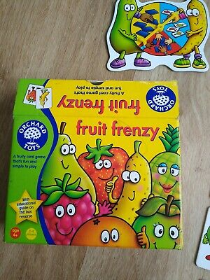 £1.99 • Buy Fruit Frenzy Orchard Toys Children's Game