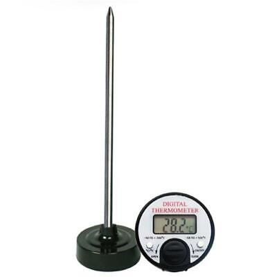 £7.24 • Buy Digital Dial Thermometer For Coffee Drinks Chocolate Milk Foam Thermometer