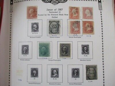 AU10.50 • Buy USA Stamps:  Sets On Pages Impressive   -  Must Have  (t381)