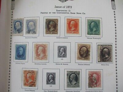 AU10.50 • Buy USA Stamps:  Sets On Pages Impressive   -  Must Have  (t384)
