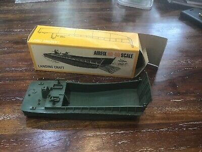 £14.99 • Buy Airfix Ho Oo Boxed Landing Craft  From The Early 1970 From The Poly Range