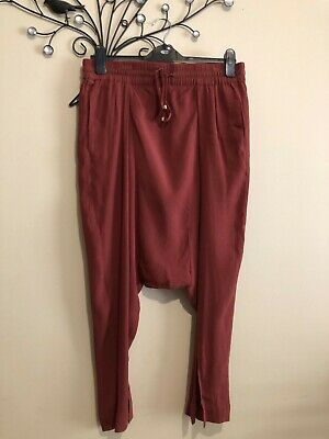 AU57 • Buy Sass And Bide Drop Crotch Pants Sz 12 Never Worn From Must Have Pant Collection