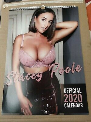 £48.99 • Buy Stacey Poole Official Calendar 2020 - Back Issue - Glamour Model