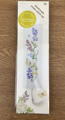 £2.99 • Buy Counted Cross Stitch Bookmark Kit, Country Diary Edwardian Lady, New
