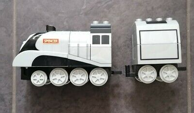 AU33.38 • Buy Duplo Spencer Locomotive With Tender From Thomas And Friends, Age 3 - 7
