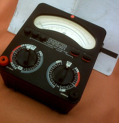 £59.99 • Buy MILITARY AVOMETER Model 8 MK 6 TESTED SHOWN GOOD WORKING CONDITION