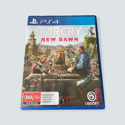 AU14.99 • Buy Far Cry New Dawn For The Sony PlayStation 4/PS4/PS5 - VGC/AUS/PAL/Ubisoft 🐙