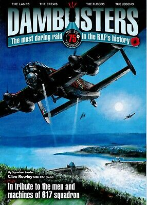 £0.99 • Buy Dambusters - In Tribute To Men & Machines 617 Squadron - Mortons Media - New