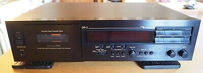 £345 • Buy Nakamichi DR2 Newly Serviced  3-head Cassette Deck - Made In Japan - 240v  DR-2