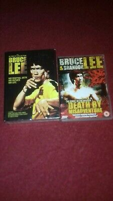 £13.50 • Buy Bruce Lee Ultimate Collection 3 DVD Boxset & Death By Misadventure Medium Rare