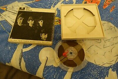 £40 • Buy The Beatles ~ With The Beatles Mono Reel To Reel Tape TA-PMC 1206 (UK) 1963