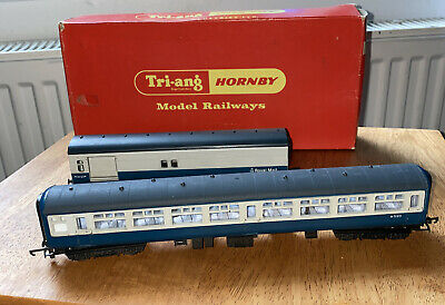 £49.99 • Buy Tri-ang Hornby Operating Royal Mail Coach Set M30224 M5120 Boxed 03/221