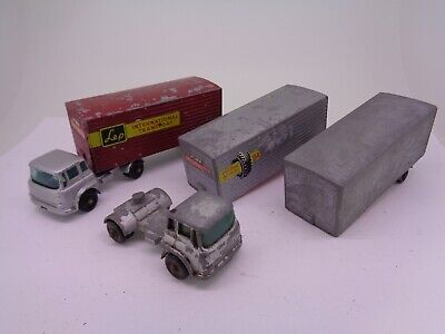 £13.99 • Buy Matchbox Major Pack No.2 Bedford Tractor & York Freightmaster Trailer