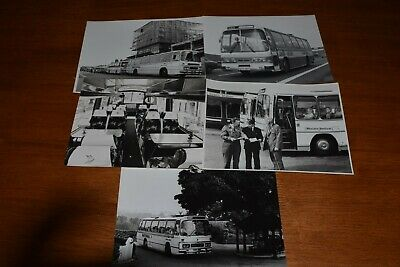 £5.40 • Buy National Express Coaches Promotion Photos X 5 8 X61/4  Approx Ref T467