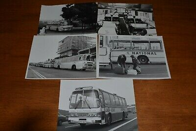 £5.40 • Buy National Express Coaches Promotional Photos X 5  8  X 61/4  Ref T466
