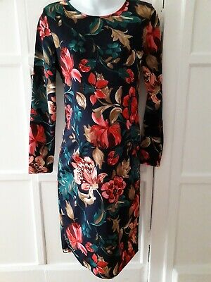AU5.50 • Buy Shein Maternity Dress Size L  12/14  Used Once