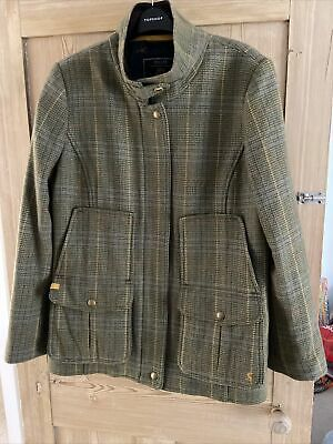 £100 • Buy Joules Mr Toad/Field Coat/Jacket Size 16 Worn Once