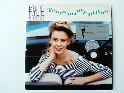 £13.50 • Buy Kylie Minogue Tears On My Pillow Rare 2 Track Vinyl 7  + Press Release