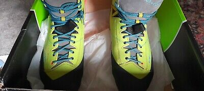 £210 • Buy Arbortec KAYO Chainsaw Boots - Lime Green, Size10 Brand New Boxed, Arborist Boot