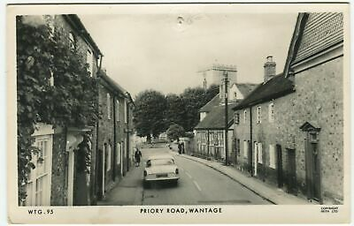 £5 • Buy PRIORY ROAD, WANTAGE - Berkshire Postcard Frith