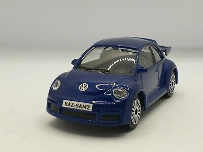 £6.99 • Buy Volkswagen Beetle 1.43 Model Car Boxed Personalised Plates Gift New Boys Toys