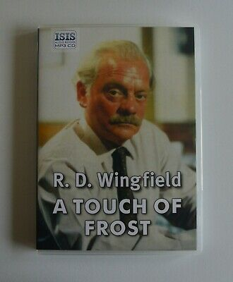 £17.50 • Buy A Touch Of Frost: R. D. Wingfield - MP3CD Unabridged Audiobook