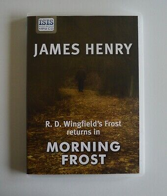 £17.50 • Buy Morning Frost: R. D. Wingfield - James Henry - MP3CD Unabridged Audiobook