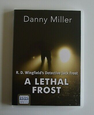 £17.50 • Buy A Lethal Frost: R. D. Wingfield - Danny Miller - MP3CD - Unabridged Audiobook