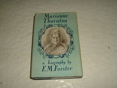 £5.99 • Buy E M Forster Margaret Thornton Arnold 1956 First Edition