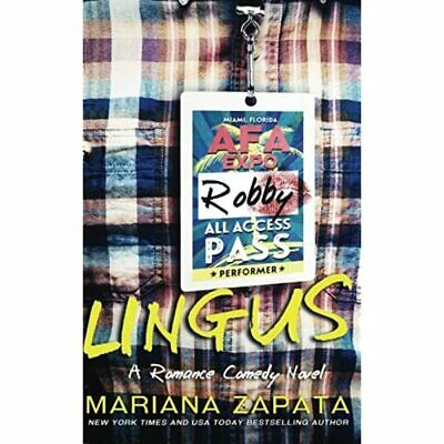 AU8.01 • Buy Lingus By Mariana Zapata (2015, Trade Paperback)
