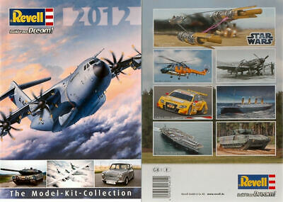 £6.77 • Buy Model Catalogues Magazine Book Booklet Revell Catalog Revell PAG.98 Mode