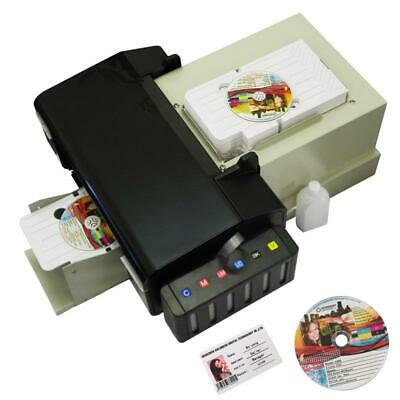 £1050.83 • Buy A4 PVC ID Card Printer Printers Export For Epson L800 High Speed Cd Automatic