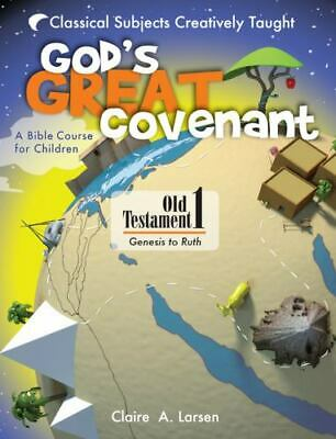 £7.24 • Buy God's Great Covenant, Old Testament 1: A Bible Course For Children
