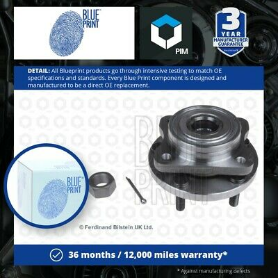 AU191.32 • Buy Wheel Bearing Kit Fits CHRYSLER VOYAGER Mk3 2.5D Front Left Or Right 95 To 08