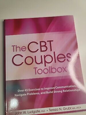 £7.19 • Buy The CBT Couples Toolbox:Over 45 Exercises To Improve Communication John Ludgate