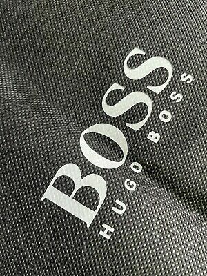 £12 • Buy Garment Travel Bag HUGO BOSS Suit Carrier Full Length With Acc Compartment X 2