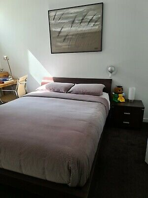 AU1 • Buy Double Bed Frame With Mattress
